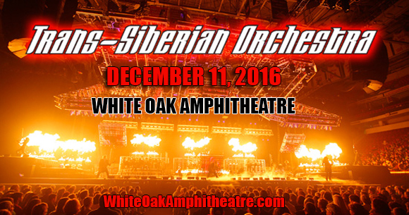 Trans-Siberian Orchestra at White Oak Amphitheater