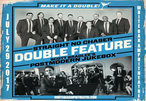 Straight No Chaser & Scott Bradlee's Postmodern Jukebox at White Oak Amphitheater