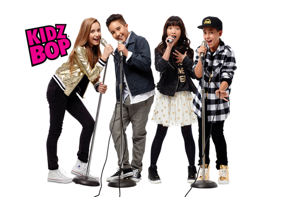 Kidz Bop Kids at White Oak Amphitheater