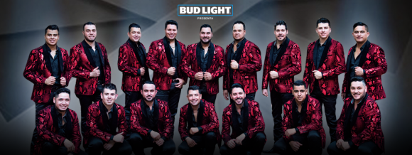 Banda MS de Sergio Lizarraga at White Oak Amphitheater
