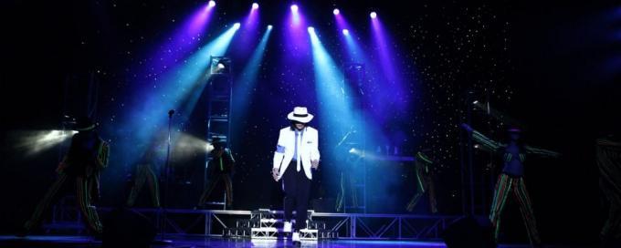 Michael Jackson Tribute Concert at White Oak Amphitheater
