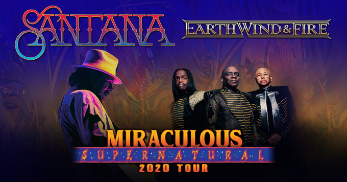 Earth, Wind and Fire at White Oak Amphitheater