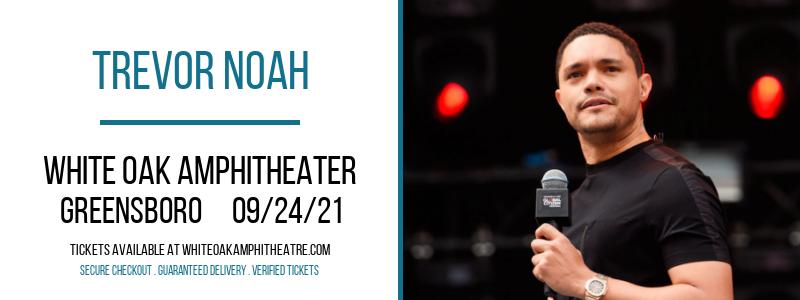 Trevor Noah at White Oak Amphitheater
